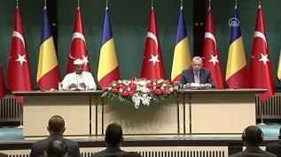 Başkan Erdoğan: Çad ile iş birliğimizi geliştirmeye hazırız