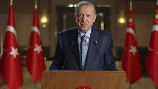 Başkan Erdoğan'dan '29 Ekim' mesajı