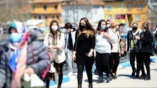 Türkiye'de 25 bin 528 yeni vaka tespit edildi